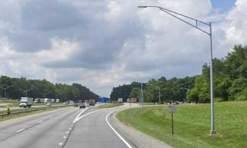 nc i26 north carolina henderson rest area westbound exit mile marker 41