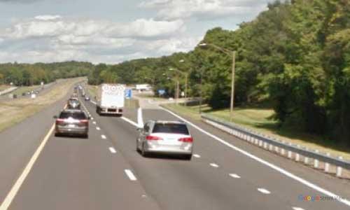 nc i40 north carolina davie rest area eastbound exit mile marker 177