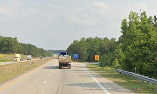 nc i40 north carolina johnston rest area eastbound exit mile marker 324