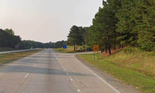 nc i40 north carolina johnston rest area westbound exit mile marker 324