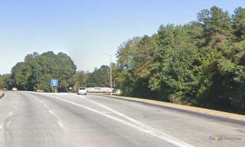 nc i85 north carolina davidson rest area northbound exit mile marker 99
