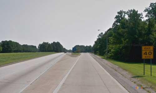 nc i95 north carolina nash rest area northbound exit mile marker 142
