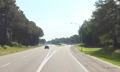 nc i95 north carolina robeson welcome center northbound exit mile marker 5