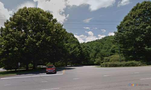 nc us441 us23 north carolina macon visitor center bidirectional access